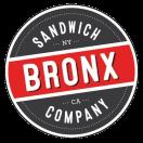 Bronx Sandwich Company Menu