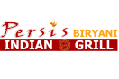 Persis Biryani & Indian Grill Menu