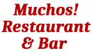 Muchos! Restaurant & Bar Menu