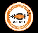 Ahi Sushi Ramen and Grill Menu