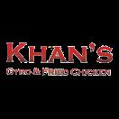 Khan's Gyro & Fried Chicken Menu