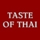 Taste of Thai Menu