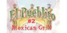 El Pueblito Mexican Grill #2 Menu