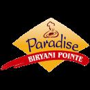 Paradise Indian Cuisine Menu