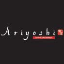 Ariyoshi Sushi Cafe Izakaya Menu
