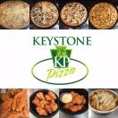 Keystone Pizza Menu