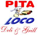 Pita Loco Menu