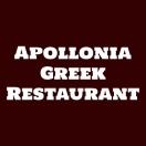 Apollonia Greek Restaurant Menu