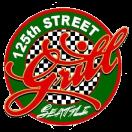125th Street Grill Menu