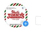 Uncle Jimmy's Pizza Menu