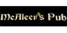 McAleer's Pub Menu