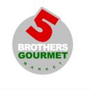 5 Brothers Gourmet Deli Menu