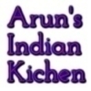 Arun's Indian Kichen Menu