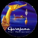 Garnjana Thai Restaurant Menu