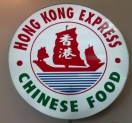 Hong Kong Express Menu