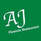 AJ Pizzeria Menu