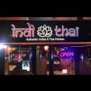 Indi Thai Menu