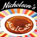 Nicholson's MusiCafe Menu