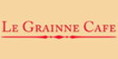 Le Grainne Cafe Menu