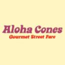 Aloha Cones Menu