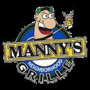 Manny's Neighborhood Grill Menu