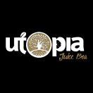 Utopia Juice Bar Menu