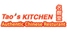 Tao's Kitchen Menu