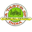 A Taste of India Menu