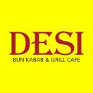 Desi Bun Kabab & Grill Cafe Menu