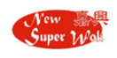 New Super Wok Menu