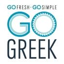 Go Greek Menu