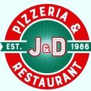 J & D Pizzeria  Menu