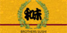 Brothers Sushi Menu