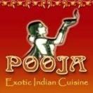 Pooja Regional Cuisine of India Menu