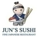 Jun's Sushi Menu