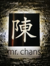 Mr. Chan's Restaurant Menu