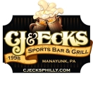 CJ & Eck's Sports Bar & Grill Menu