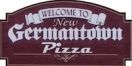 New Germantown Pizza Menu