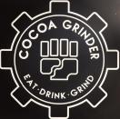 Cocoa Grinder Menu