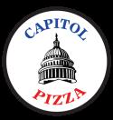 Capitol Pizza Menu