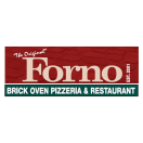 Forno's Brickoven Pizza Menu