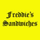 Freddie's Sandwiches Menu