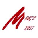 Ming's Deli Menu