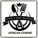 Kings and Queens African Cuisine Menu