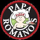 Papa Romano's Menu