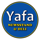 Yafa Deli Menu