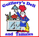 Guillory's Deli and Tamales Menu
