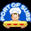 Port Of Subs Menu