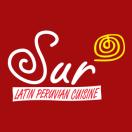 Sur Latin Peruvian Cuisine Menu