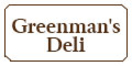 Greenman's Deli Menu